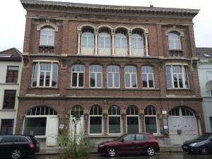 gebouw meridiaan