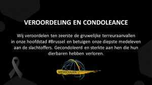 condoleance brussel